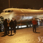 БОРИСПІЛЬ – КИЇВ: останній рейс урядового ТУ-134