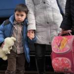 Допомога вимушеним переселенцям