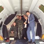 Військові льотчики з Борисполя взяли участь в операції зі звільнення українських політв'язнів
