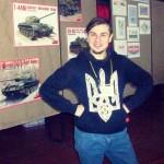 Антон Арестов: «День Гідності для мене рівнозначний Дню Незалежності»