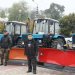 Бориспільські вулиці чиститимуть «Білоруси»