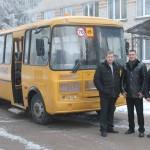 Вороньківських школярів возитиме новий автобус