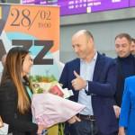 Як аеропорт «Бориспіль» привітав свого 100-мільйонного пасажира