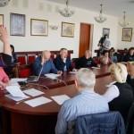 На громадській раді говорили про безпеку, сміття і долю Олесницького