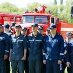 Кращі пожежники — у «Борисполі», «Профтехліцеї» та Вишеньках