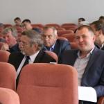 На сесії районної ради:  Для спільної справи партійність та амбіції ні до чого