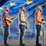 Українці шукають роботу за кордоном