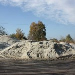 У «ВУКГ» уже заготовили піщано-соляну суміш й обіцяють працювати по 12 годин