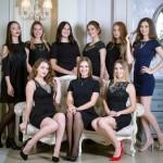 «Міс Бориспіль» у стилі «Великого Гетсбі»: спецефекти, красива музика та 9 ефектних дівчат