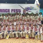 Гран-прі — за народні танці