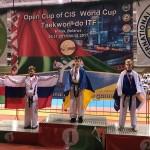 13-річний бориспілець виграв Кубок світу