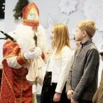 Щедрі гостинці – від влади, гарний настрій – від святкового дійства
