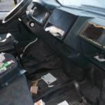 Із пожежного авто у Борисполі викрали медичну сумку і хотіли зняти акумулятор
