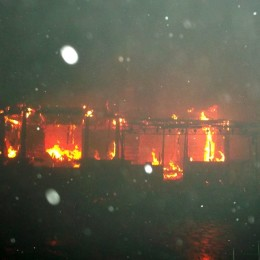 пожежа іванків