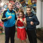 Бронзовий успіх боксерки Анастасії Осадчої
