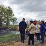 Брудна вода з «Борисполя» потрапила в Ікву