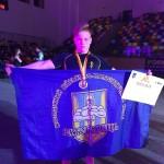Чемпіоном світу з хортингу став 13-річний вихованець «Ратоборця»