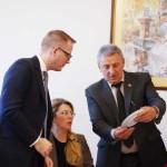 Німецькі політики-благодійники за «круглим столом» з міською владою
