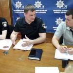 У МІСТІ МАЄ БУТИ БЕЗПЕЧНО:  «Авто Допомога Бориспіль» співпрацюватиме з патрульними