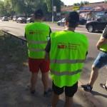 Переполох на дорозі: активісти із «асоціації пасажирів» переписували номери «попуток»