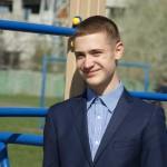 Школяр із Борисполя отримав грамоту від секретаря РНБО