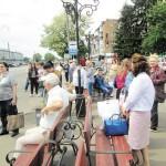 НАДЗВИЧАЙНА СИТУАЦІЯ: 16 травня міські маршрутки не вийшли на рейс