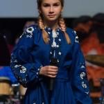 «Яскраві діти України»: бориспілька зірвала бурхливі оплески попри хворе горло