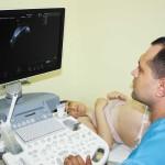 Не день, а рік медика: у ЦРЛ презентували новий УЗД-апарат та оновлене відділення фізіотерапії