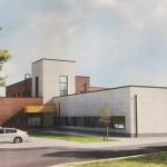 Стало відомо, як виглядатиме клініко-діагностичний центр у Воронькові