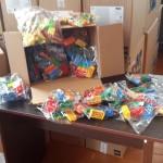 Першокласники отримають набори LEGO