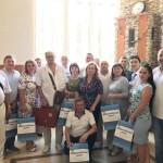 Обмін досвідом: делегація Бориспільщини – на Мукачівщині