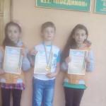 Турнір до дня міста: майже всі шахові нагороди розділили між собою школярі із ЗОШ № 1