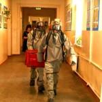 Обережно навчання: у ЗОШ № 1 «розпилили газ» і навчалися евакуйовувати школярів та вчителів