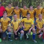 Команда Вороньківського НВК стала чемпіоном Бориспільського району