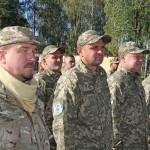 «Кращі підрозділи територіальної оборони Київської області» – на Бориспільщині