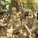 Фестиваль у музеї:  «Єдина родина захисника україни»