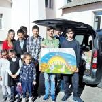 Діти Борисполя дітям Авдіївки, або Як подружилися дві школи-тезки