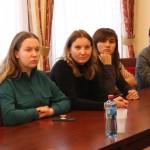 Бориспіль відвідала молодіжна делегація з Литви