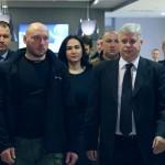 «Бориспіль» першим зустрів українського моряка, якого хотіли стратити в Ірані