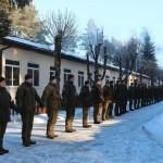 Гвардійці Міжнародного центру до Дня Соборності: «Одна Україна – одна родина»