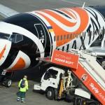 У «Борисполі» презентували новий літак ФК «Шахтар»