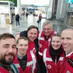 Аварійна посадка літака та сотня поранених пасажирів: бориспільці взяли участь у великих міжнародних навчаннях у Чехії