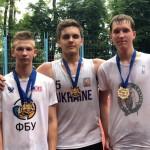Відбувся відбірковий етап Української стрітбольної ліги: названо переможців