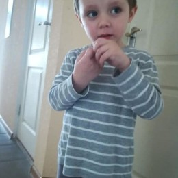знайдений хлопчик
