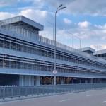Новий паркінг у «Борисполі»: Ціна стоянки відрізнятиметься залежно від поверху