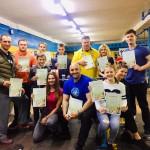 Бориспільці дев'ять разів ставали першими на чемпіонаті Київщини з жиму лежачи