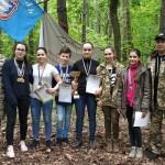 Турзліт «Екстрем-2019»: абсолютним чемпіоном стала команда з «Перспективи»