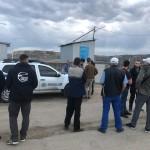 Блокада сміттєзвалища: три дні протистояння