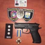 Керівник патрульної поліції Віталій Горкун пішов з посади