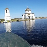 Голова Київської ОДА порадив на вихідні з'їздити у затоплені Гусинці